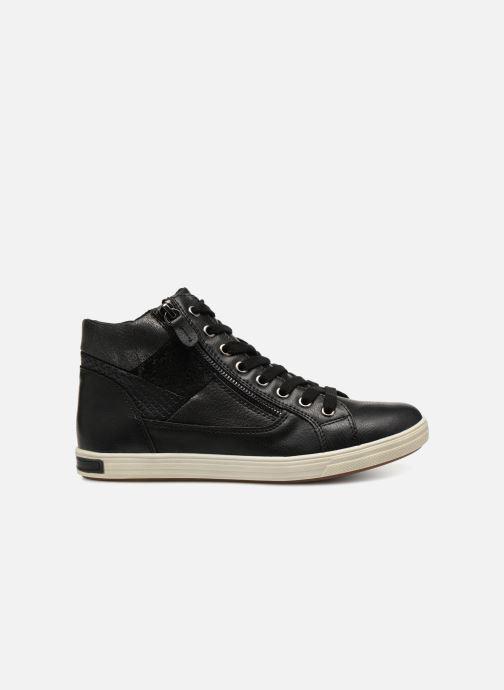 Baskets I Love Shoes SUKIMI Noir vue derrière
