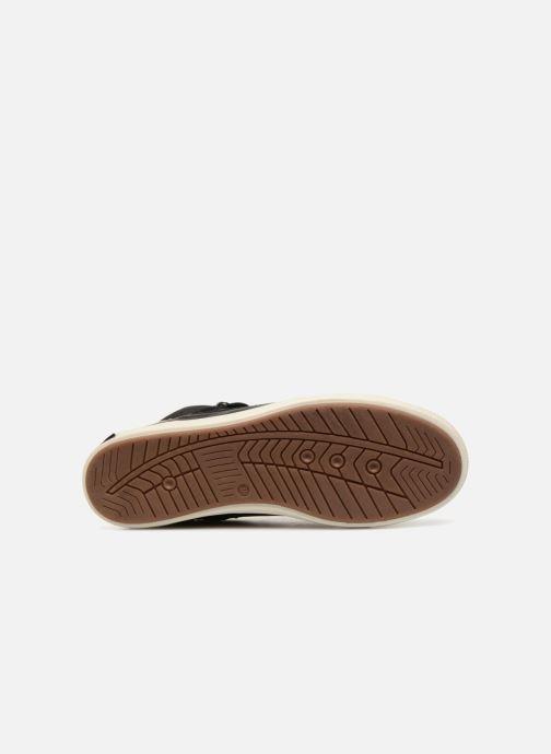 Baskets I Love Shoes SUKIMI Noir vue haut