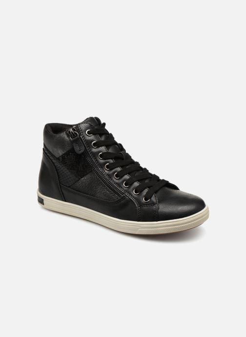 Baskets I Love Shoes SUKIMI Noir vue détail/paire