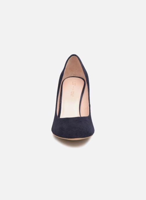 Zapatos de tacón L37 Lady Rabbit Azul vista del modelo