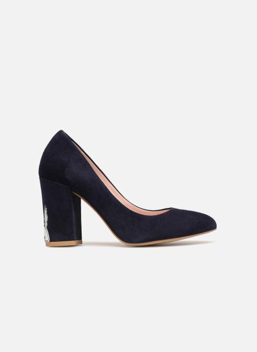 Zapatos de tacón L37 Lady Rabbit Azul vistra trasera
