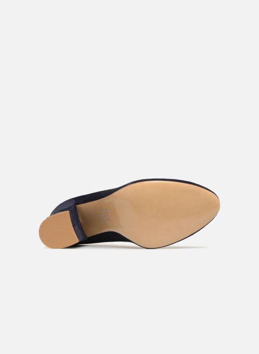Zapatos de tacón L37 Lady Rabbit Azul vista de arriba