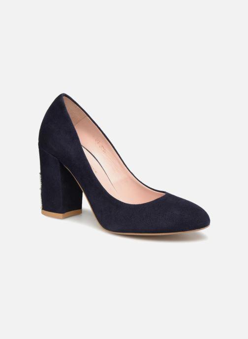 Zapatos de tacón L37 Lady Rabbit Azul vista de detalle / par
