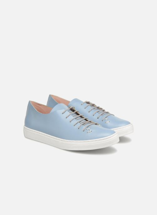 Sneakers L37 Angie Blauw 3/4'