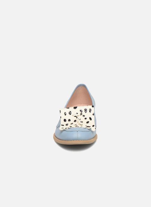 Loafers L37 Loft Moccasins 1 Blue model view