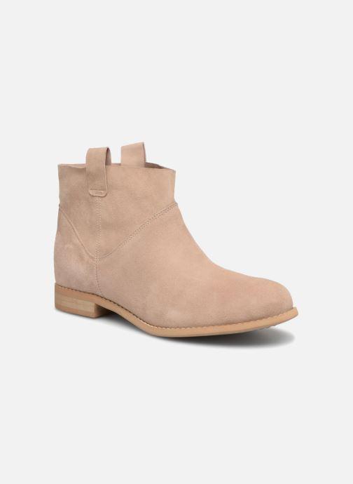 Bottines et boots L37 End of Time Beige vue détail/paire