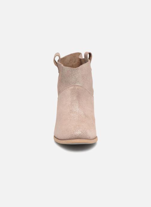 Bottines et boots L37 End of Time Up Or et bronze vue portées chaussures