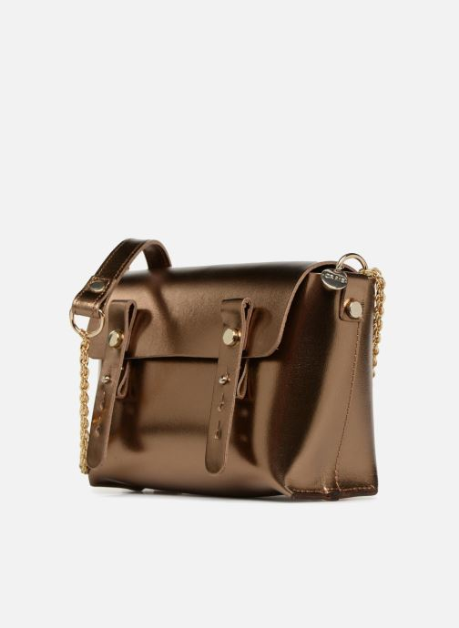 Handtaschen Craie PETITE ETUDE gold/bronze schuhe getragen