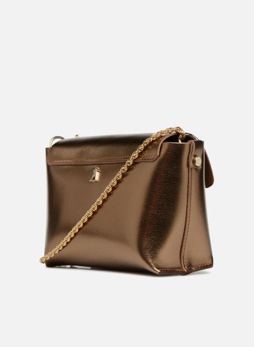 Handtaschen Craie PETITE ETUDE gold/bronze ansicht von rechts