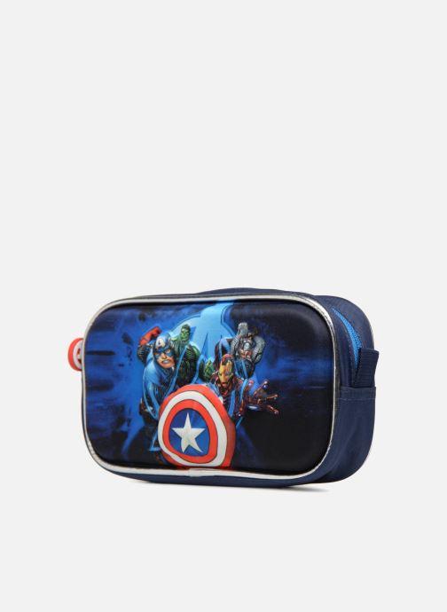 Schooltassen Avengers TROUSSE EVA Blauw model