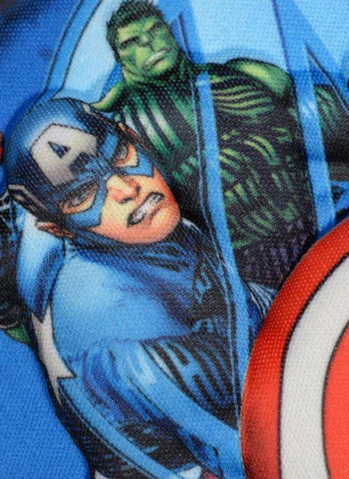 Schooltassen Avengers TROUSSE EVA Blauw links