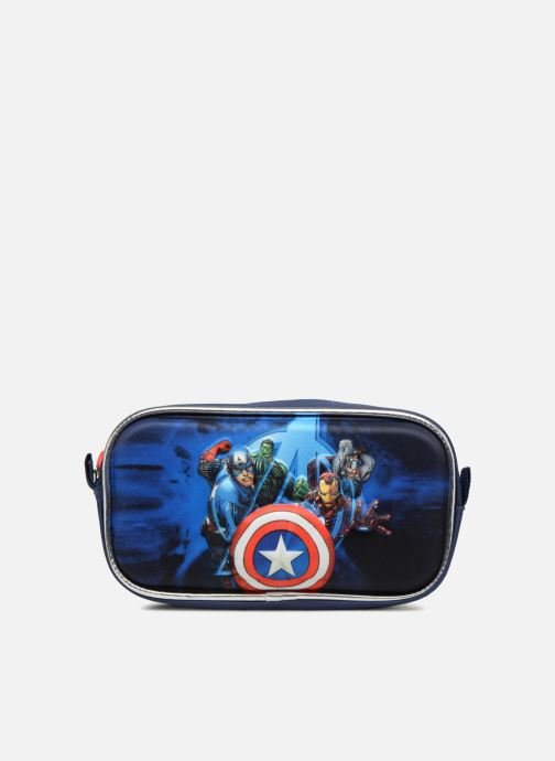 Schooltassen Avengers TROUSSE EVA Blauw detail