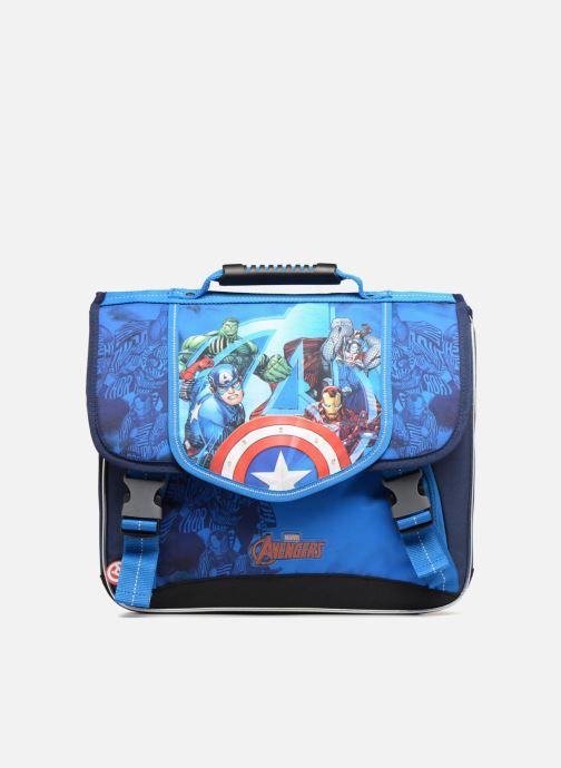 Scolaire Avengers CARTABLE 38 CM LED Bleu vue détail/paire
