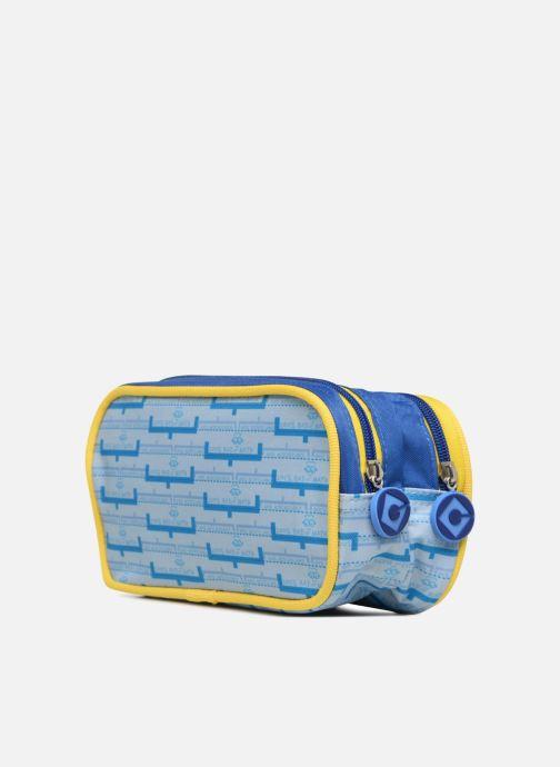 Trousse 328765 Compartiments Les Minions Schulzubehör 2 blau 5xqCfCYw