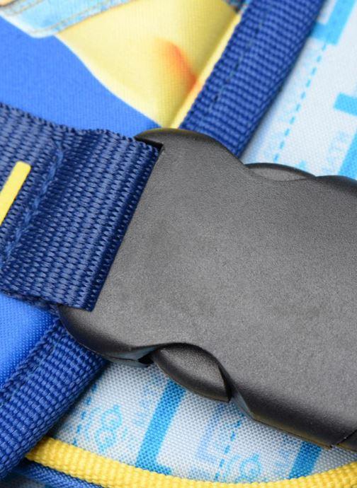 Scolaire Les Minions CARTABLE 38 CM EVA Bleu vue gauche