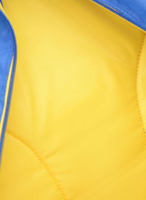 Schulzubehör Les Minions SAC A DOS BORNE EVA blau ansicht von hinten