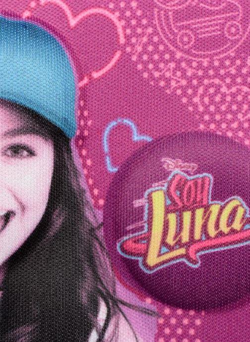 Skoletasker Soy Luna TROUSSE EVA Lilla se fra venstre