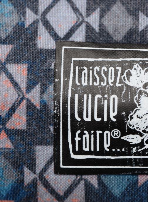 Per la scuola Laissez Lucie Faire TROUSSE RONDE Multicolore immagine sinistra