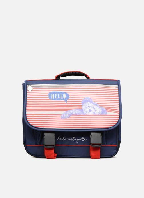 Scolaire Lulu Castagnette CARTABLE 38 CM Bleu vue détail/paire