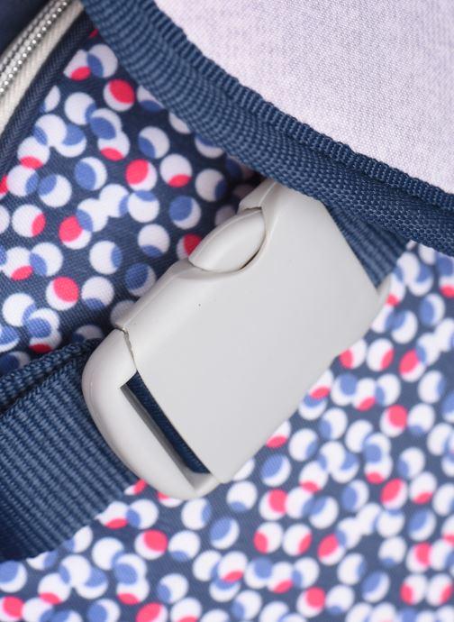 Scolaire Lulu Castagnette CARTABLE 38 CM Bleu vue gauche