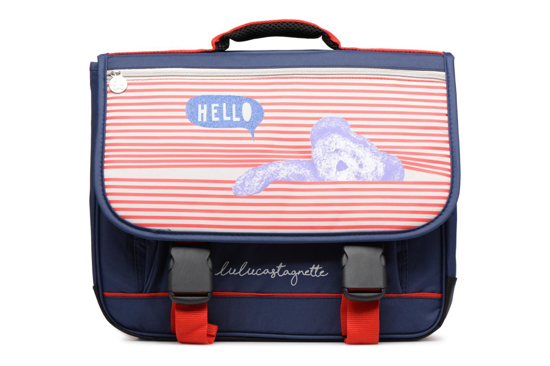 Lulu Castagnette Bleu CM 38 CARTABLE nX81qa