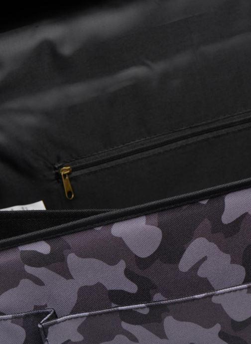 Schulzubehör Poids Plume Cartable 38cm Camo schwarz ansicht von hinten