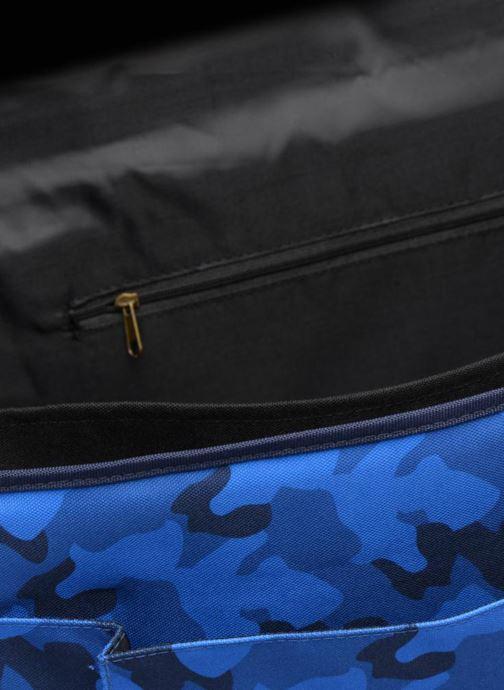 School bags Poids Plume Cartable 38cm Camo Blue back view