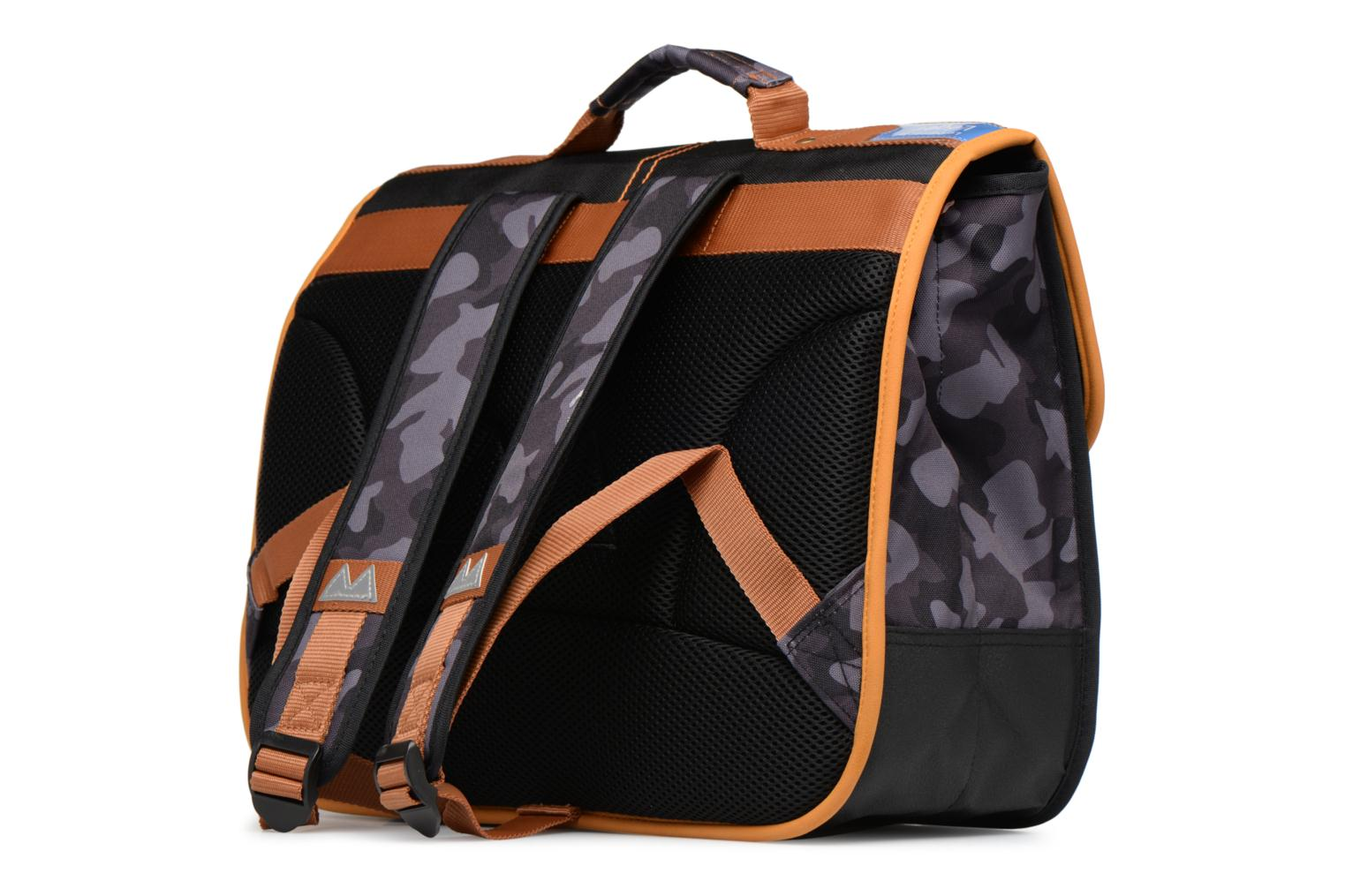 CAMO BLACK Camo Plume Cartable Poids 38cm BLACK wR1xZ