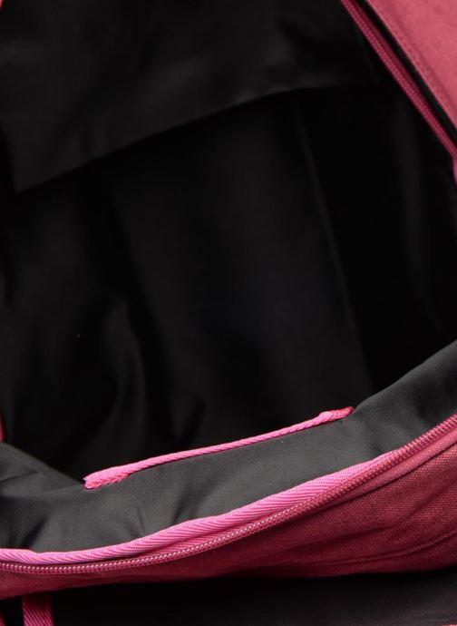 Skoletasker Eggmania by DDP Double Backpack Pink se bagfra