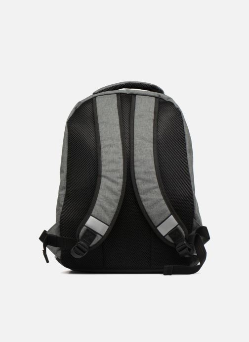Scolaire Eggmania by DDP Double Backpack Bleu vue face