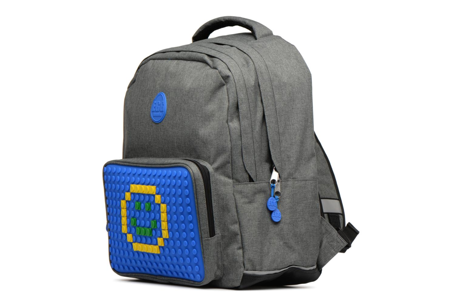 by BLEUET DDP Eggmania Backpack Double dw8xnqP