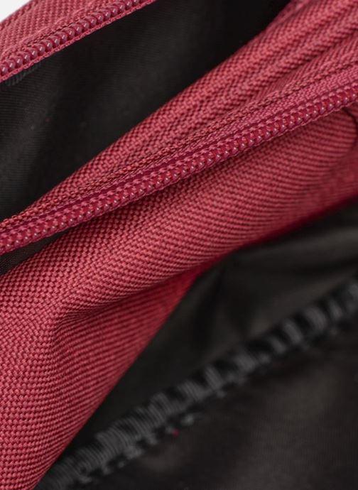Per la scuola Eggmania by DDP Double Pencil Case Rosa immagine posteriore