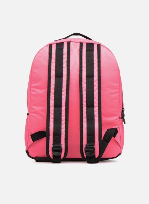 Schooltassen Eggmania by DDP Large Eyes Backpack Roze voorkant