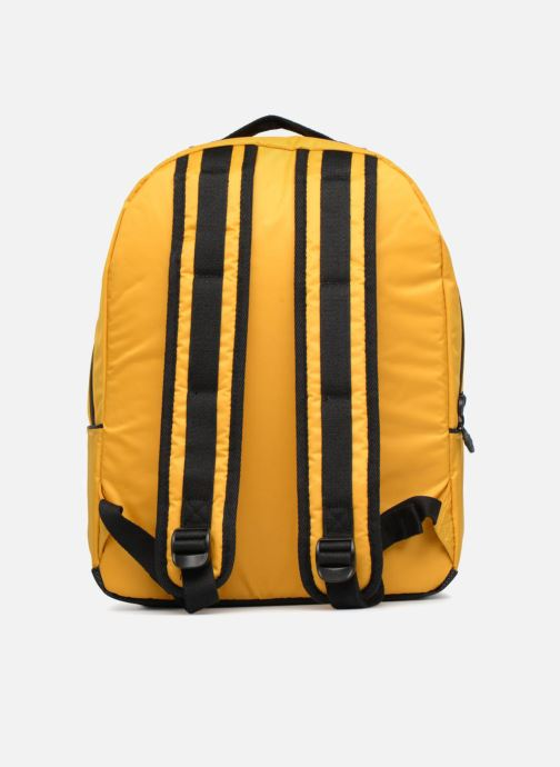 Scolaire Eggmania by DDP Large Eyes Backpack Jaune vue face