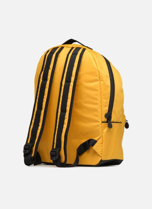 Scolaire Eggmania by DDP Large Eyes Backpack Jaune vue droite