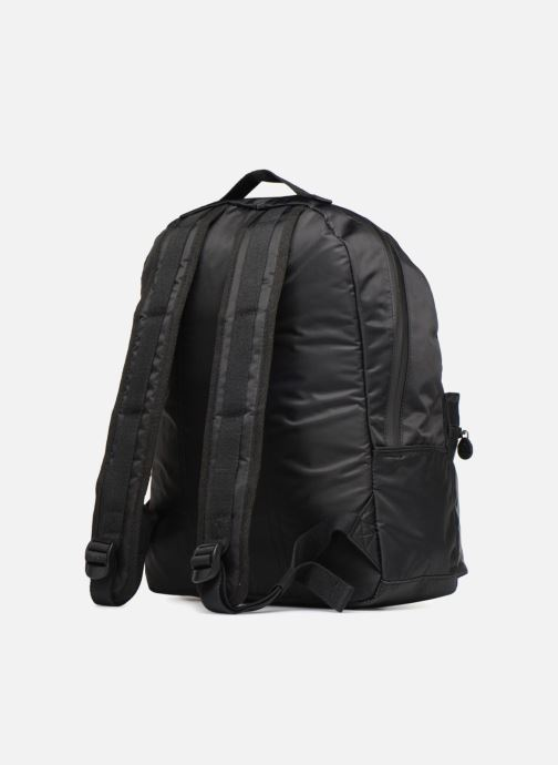 Scolaire Eggmania by DDP Large Eyes Backpack Noir vue droite