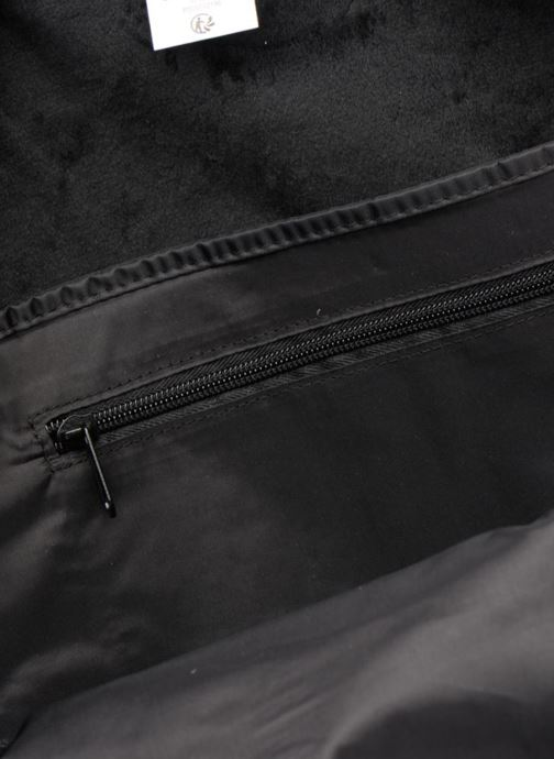 Schulzubehör Eggmania by DDP Large Eyes Backpack schwarz ansicht von hinten