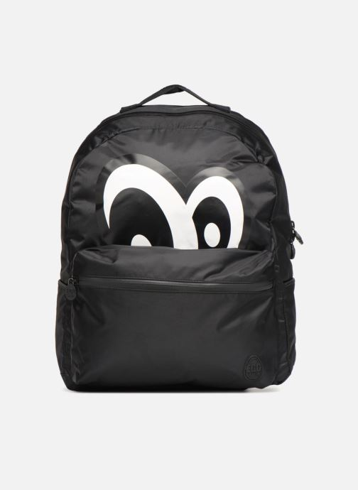 Scolaire Eggmania by DDP Large Eyes Backpack Noir vue détail/paire