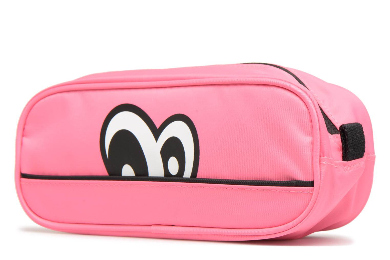 by Eggmania Small square pouch DDP Pink eyes 7qqAPd