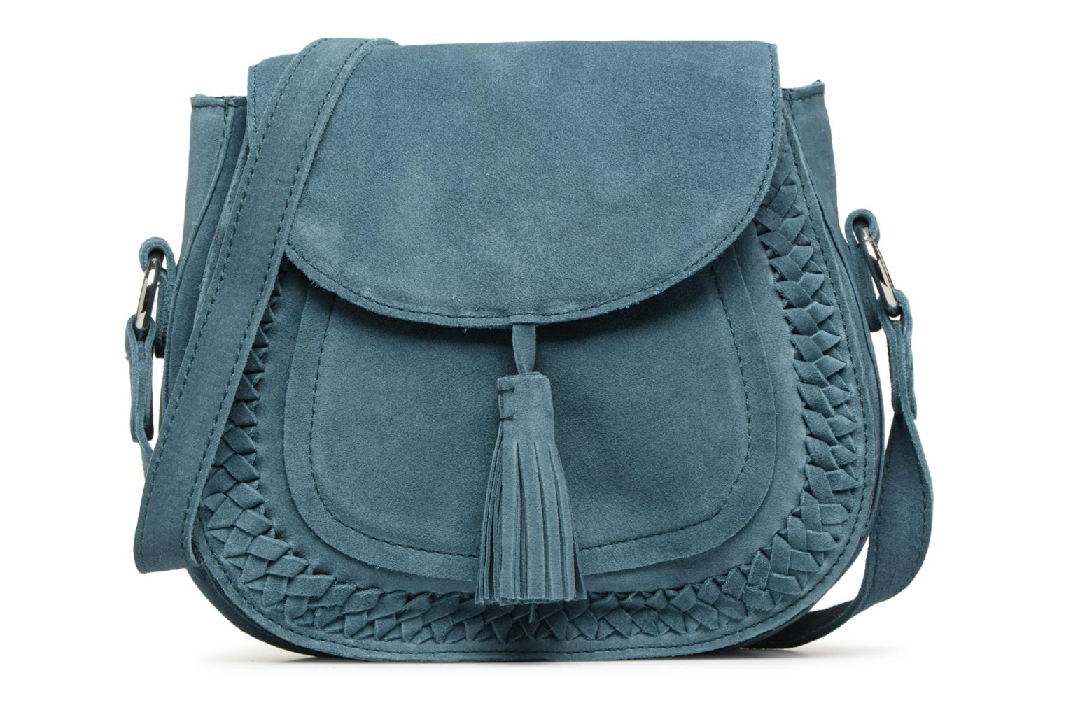 Pieces Crossbody Suede Blue Legend Fedori FwOZS