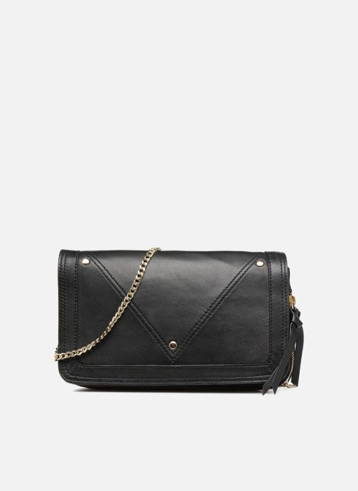 Sacs à main Pieces Face Leather Crossbody Noir vue détail/paire