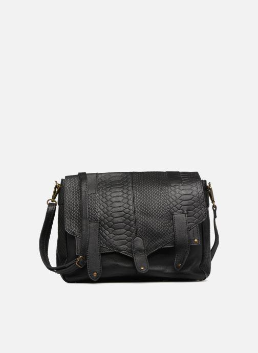 Pieces Joy Leather Bag (Noir) Sacs à main chez Sarenza