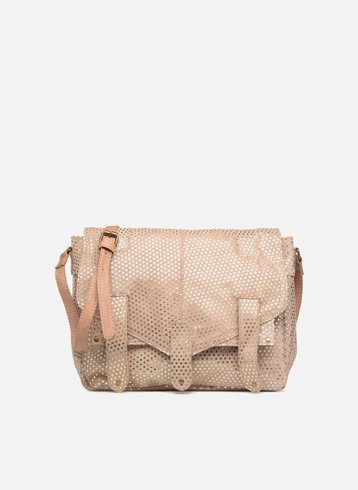 Sacs à main Pieces Joy Leather Bag Beige vue détail/paire