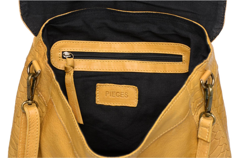 Leather Bag Pieces Joy Leather MUSTARD Joy Pieces zIAqX6