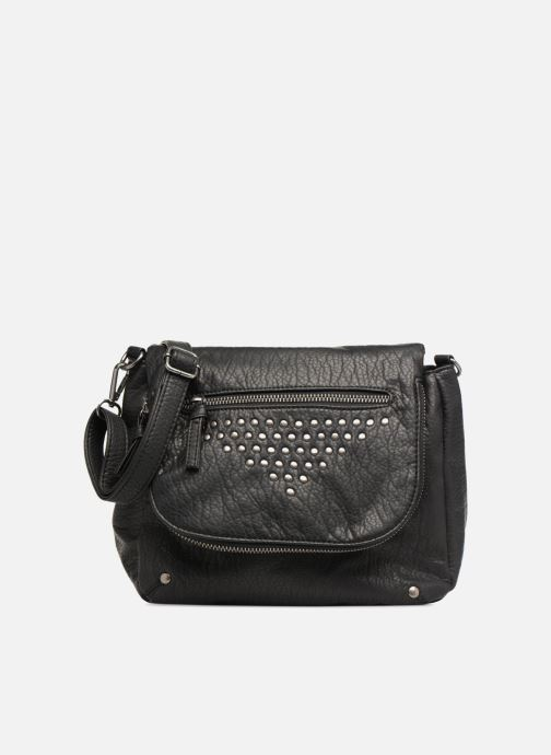Handtassen Pieces Karina Crossbody Zwart detail