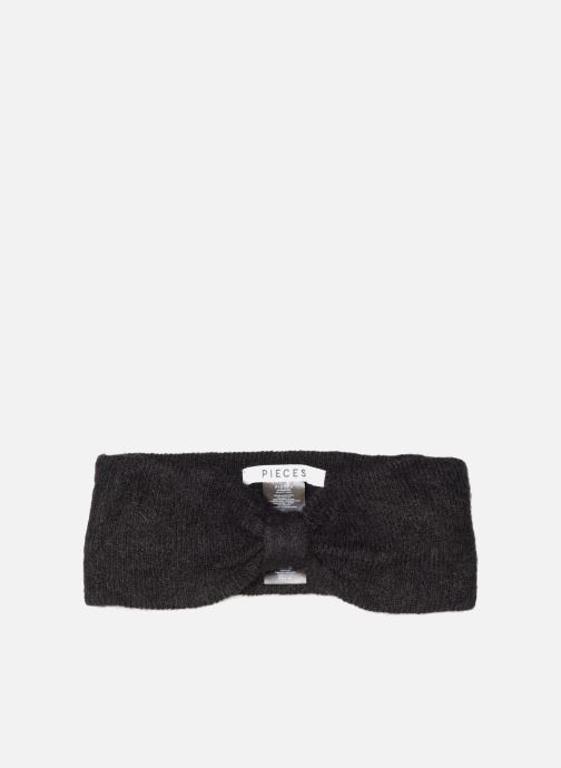 Muts Pieces Josefine Wool Headband Zwart detail