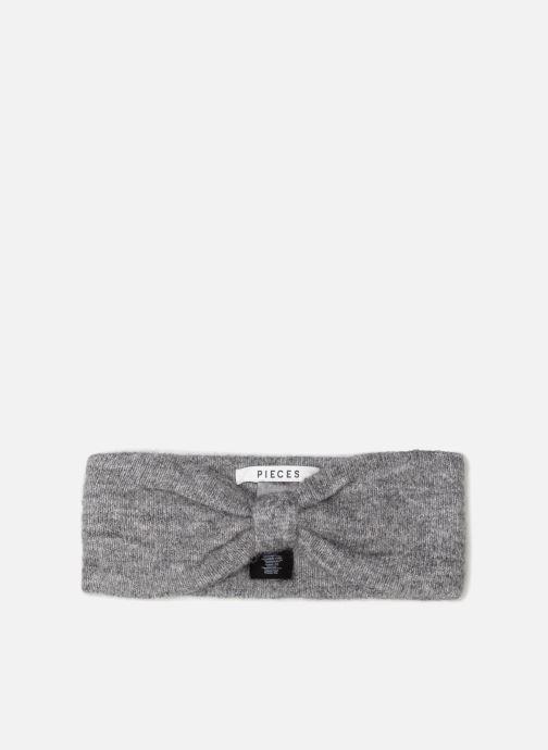 Bonnets Pieces Josefine Wool Headband Gris vue détail/paire