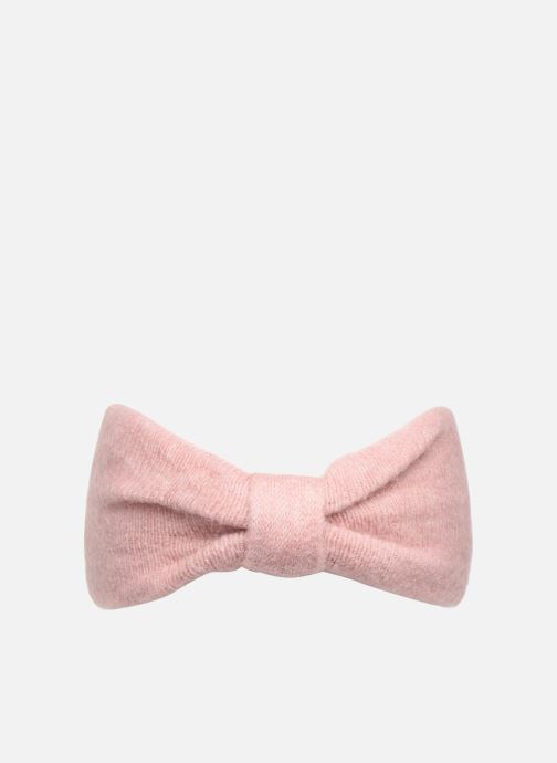 Bonnets Pieces Josefine Wool Headband Rose vue détail/paire