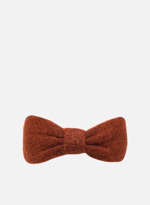 Bonnets Pieces Josefine Wool Headband Orange vue détail/paire