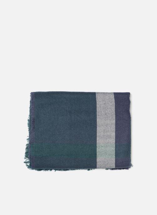 Schal Pieces Jovene Scarf blau schuhe getragen